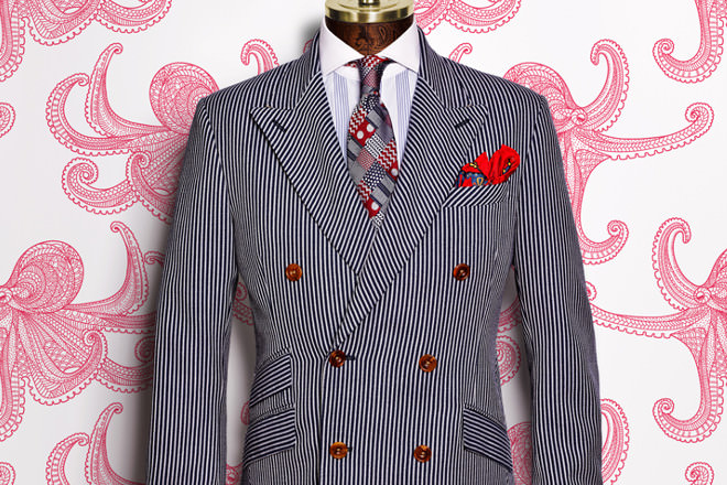 Turnbull & Asser showcase how to make the perfect suit | The ...