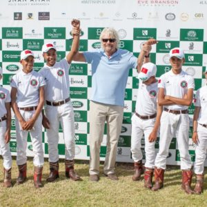 Diary – British polo day Morocco