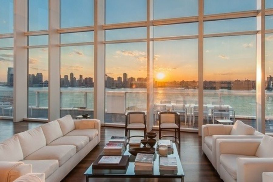 property of the week richard meiers 39 new york penthouse the gentleman 39 s journal the latest. Black Bedroom Furniture Sets. Home Design Ideas