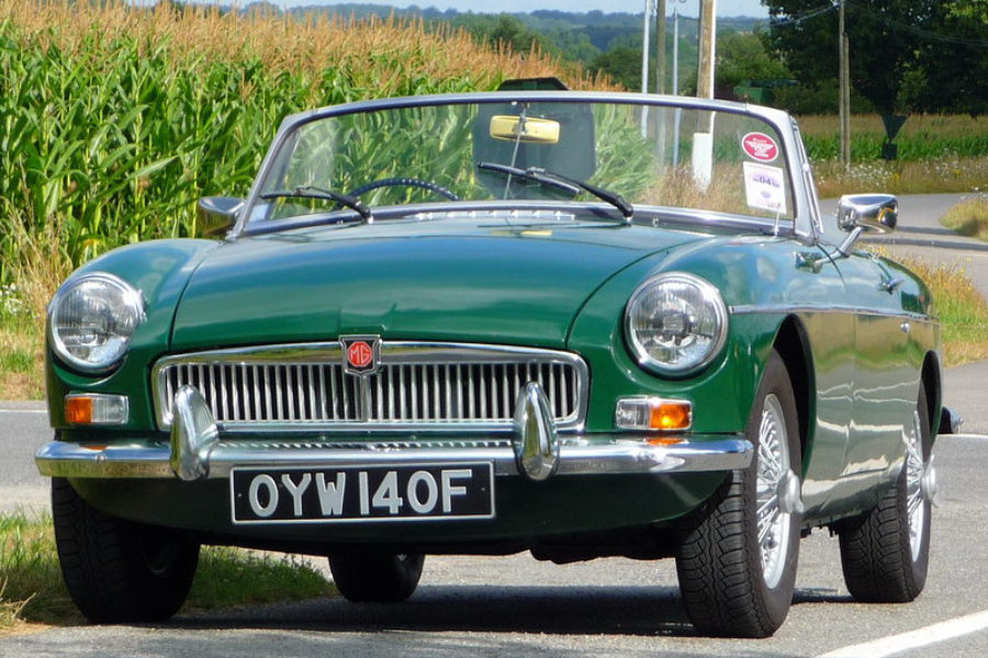 5 affordable classic cars you could own right now | The Gentleman\'s ...