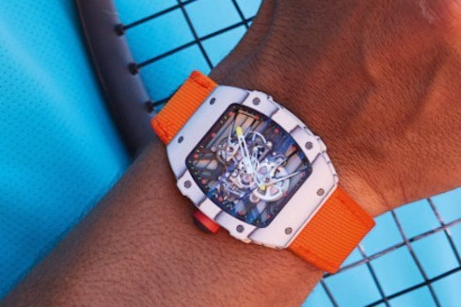Watchout Richard Mille Rm 27 02 Rafael Nadal The Gentleman S Journal The Latest In Style And Grooming Food And Drink Business Lifestyle Culture Sports Restaurants Nightlife Travel And Power