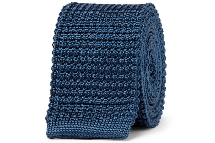 5 Of The Best Knitted Ties The Gentlemans Journal The Latest In