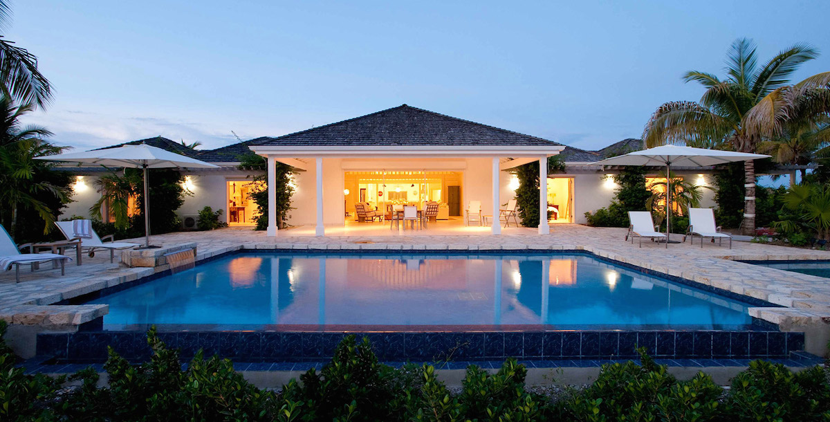 Property of the Week: Palm Point Villa