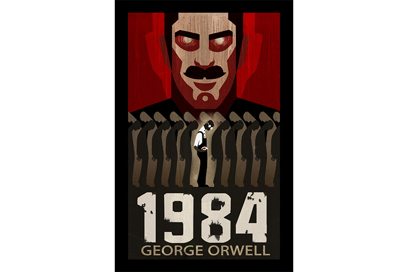 surveillance and big brother in the futuristic society in 1984 a novel by george orwell and in ameri 1984 is a book about a totalitarian state where party (government) and its leader big brother have imposed measures to control every aspect of people's lives the book's author, george orwell, used the themes in his novel to provide a political warning to the dangers of being ruled by a government that has too much control.