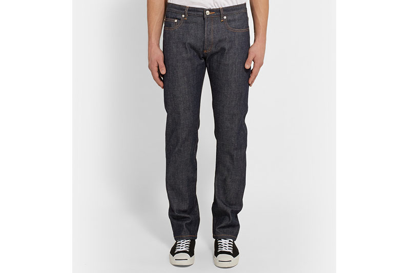A.P.C Jeans The Gentleman's Journal