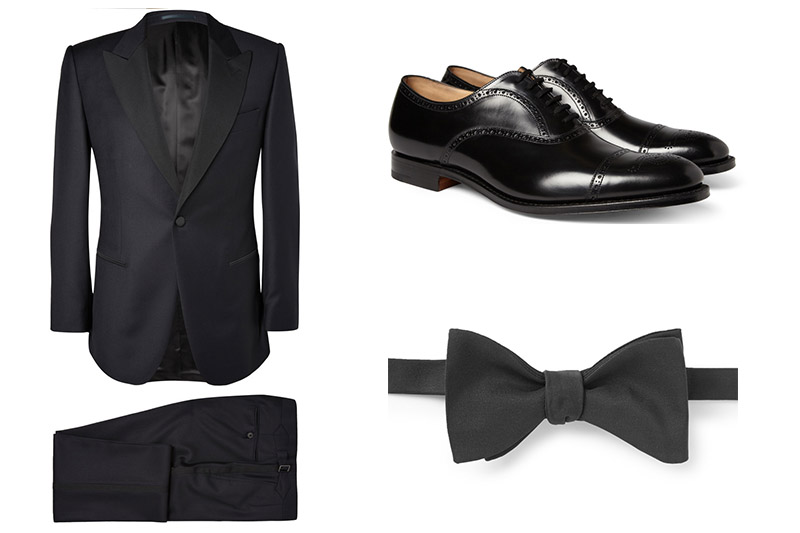 Black Tie Outfit The Gentleman's Journal