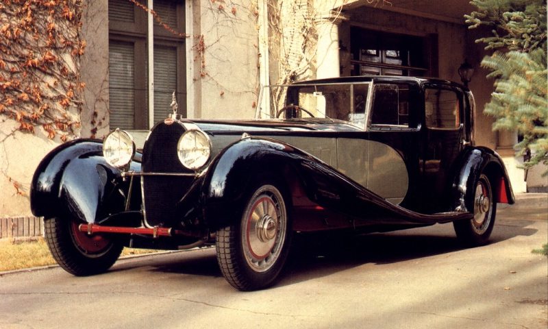The Most Beautiful Bugattis Of All Time The Gentleman S Journal