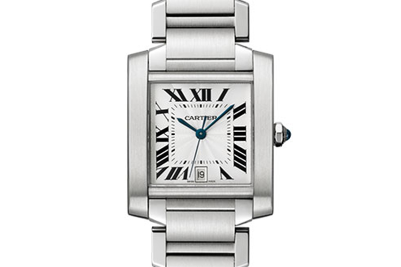 Cartier Tank The Gentleman's Journal