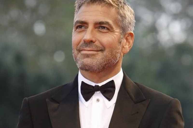 George Clooney, The Gentleman's Journal