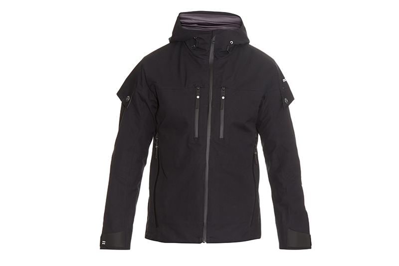 Mover Ski Jacket The Gentleman's journal