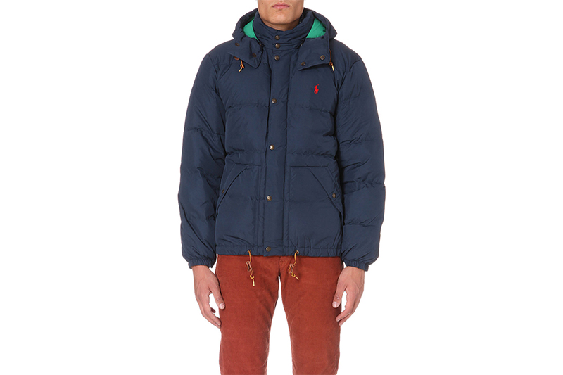 Ralph Lauren Ski Jacket The Gentleman's journal