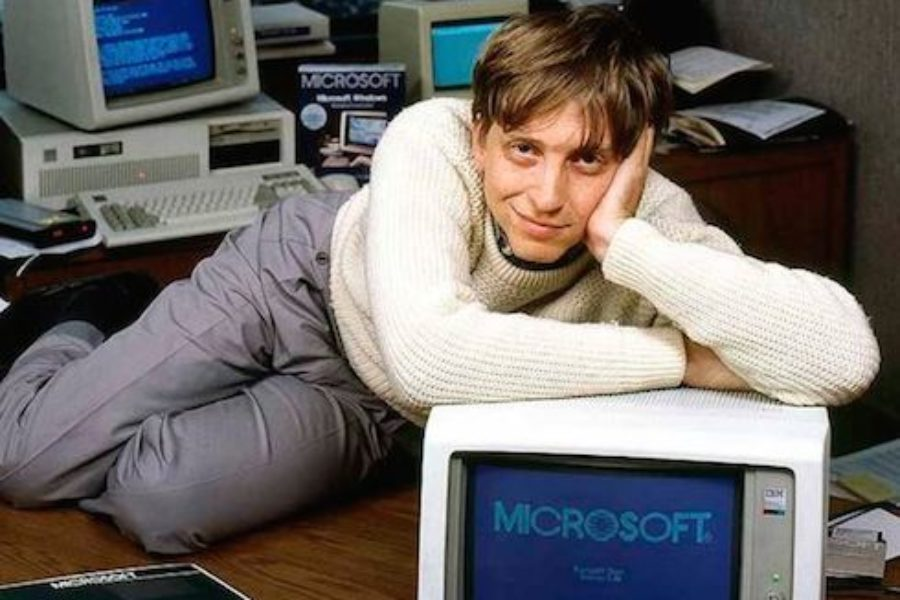 Bill Gates has just turned 60 – here is his life in pictures | The ...