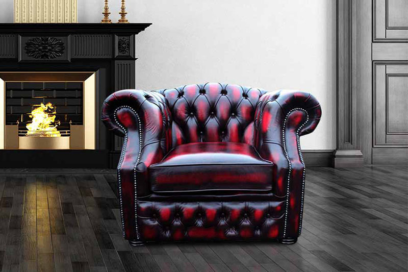 Chesterfield Armchair The Gentleman's Journal