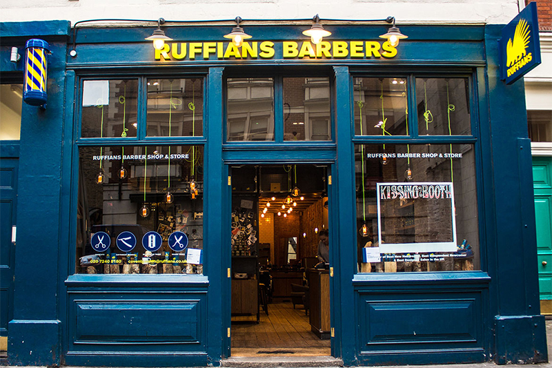 Ruffians Barber The Gentleman's Journal