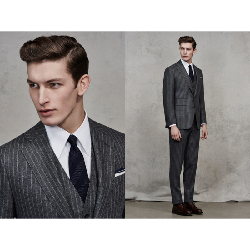 Thom Sweeney AW16 lookbook
