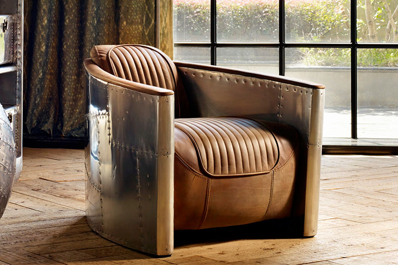 Tomothy Oulton Armchair The Gentleman's Journal