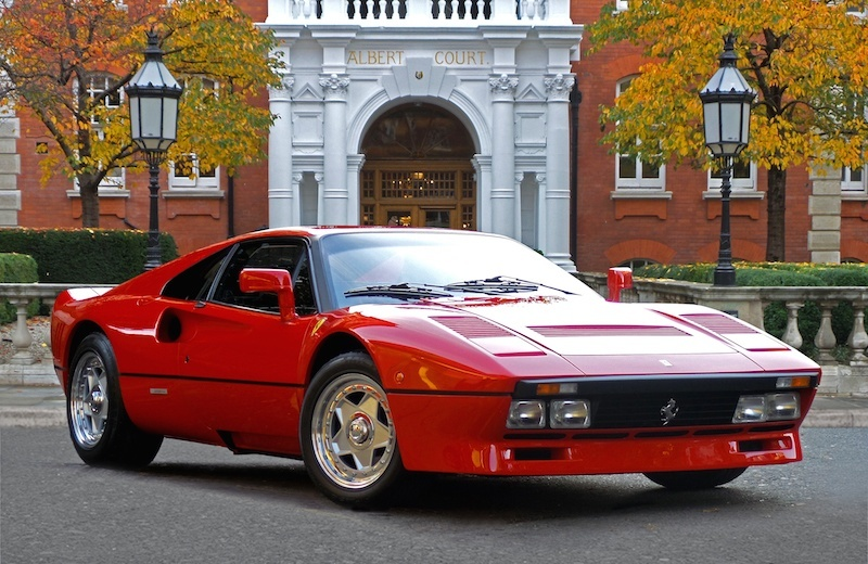 Classic Car of the Week Ferrari 288 GTO