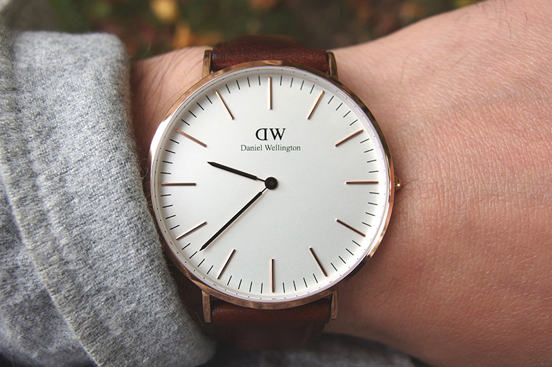 Daniel Wellington The Gentleman's Journal