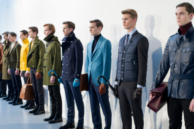 Kent and Curwen London Collections men AW14