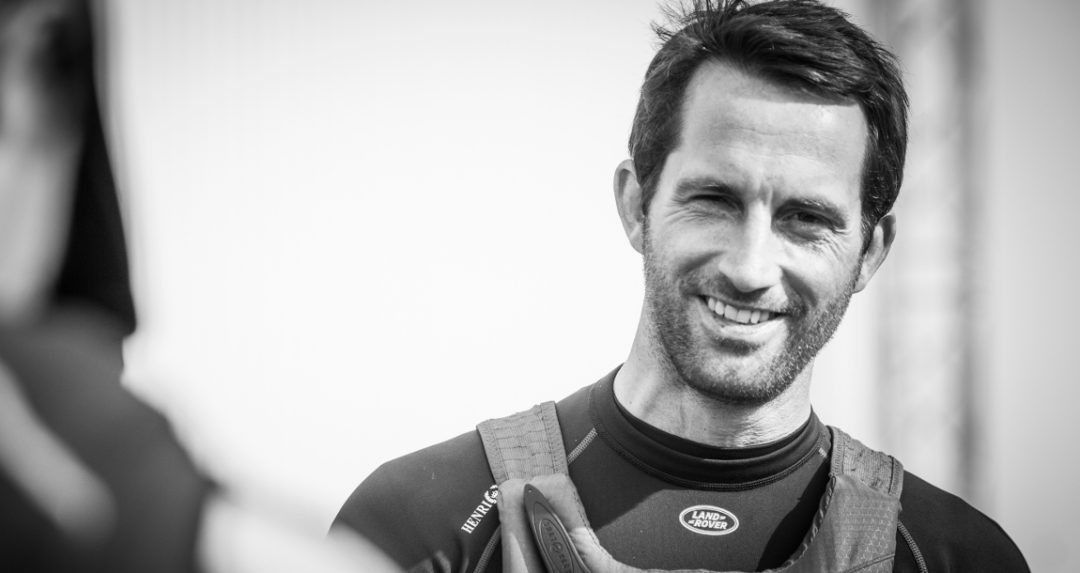 Interview: Ben Ainslie on ending Britain's longest losing streak