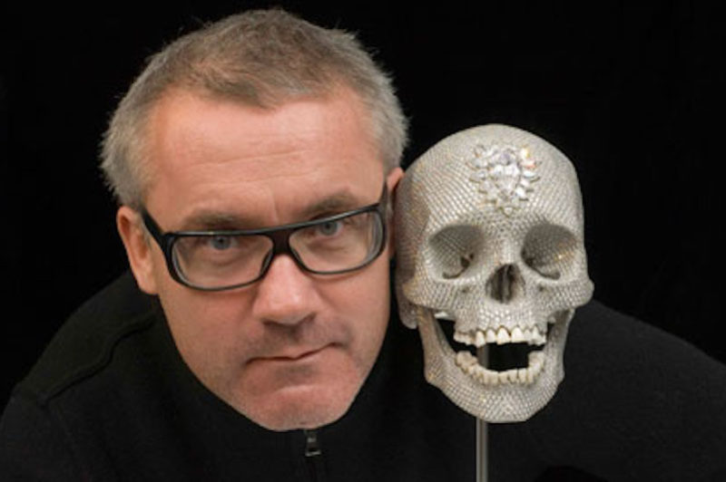 Damien-Hirst-with-For-the-007