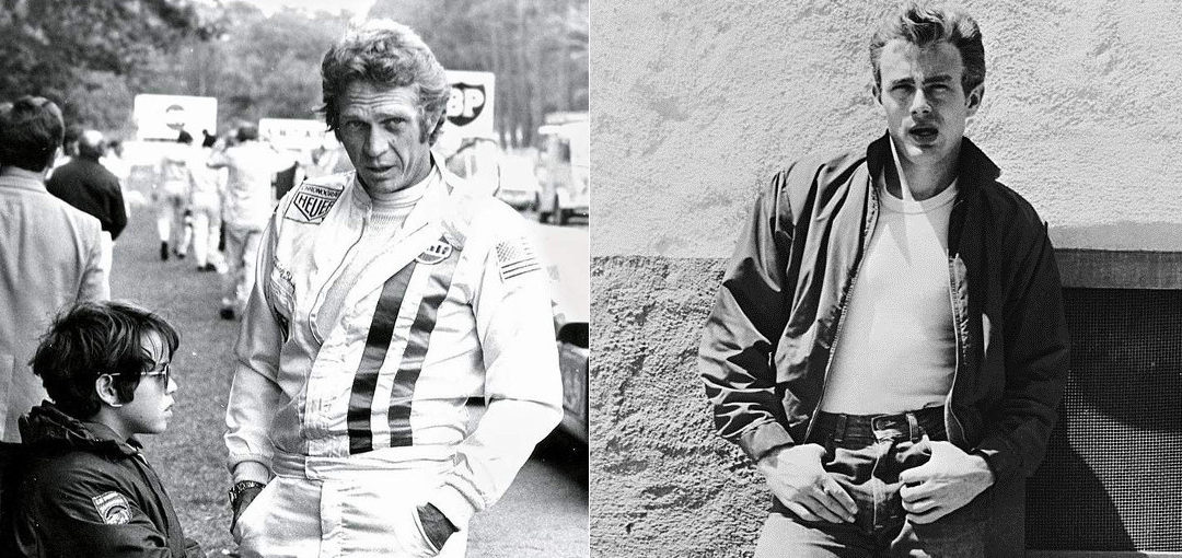 Who was cooler: Steve McQueen or James Dean?