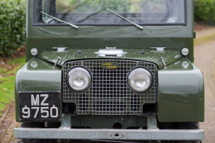 Classic Car of the Week: 1950 Land Rover Series 1 | The Gentleman's Journal  | The latest in style and grooming, food and drink, business, lifestyle,  culture, sports, restaurants, nightlife, travel and power.