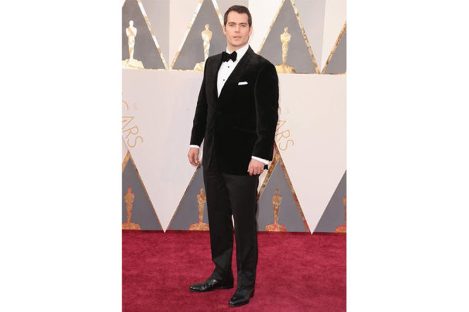 Get the looks of the best-dressed men at last night's Oscars