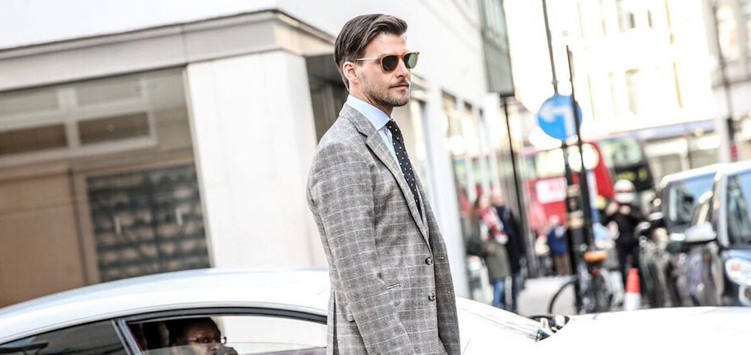 Gentlemen, this is how you dress like the most stylish man alive