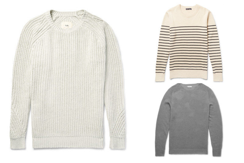 Jumpers for Spring