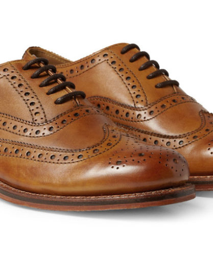 Everything you need to know about looking after leather shoes