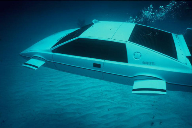 Lotus Esprit Wet Nellie - Don Griffin - The Gentlemans Journal