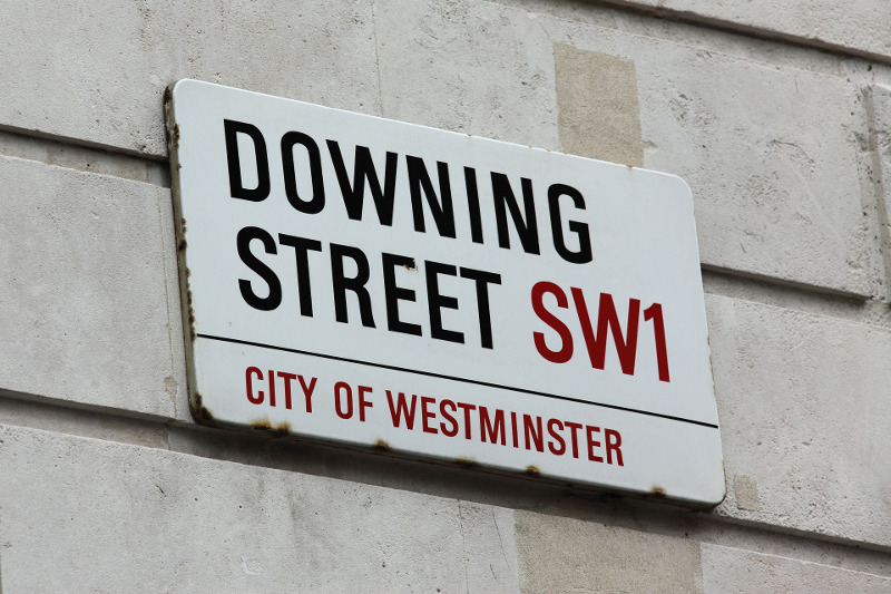 downing street - the gentlemans journal