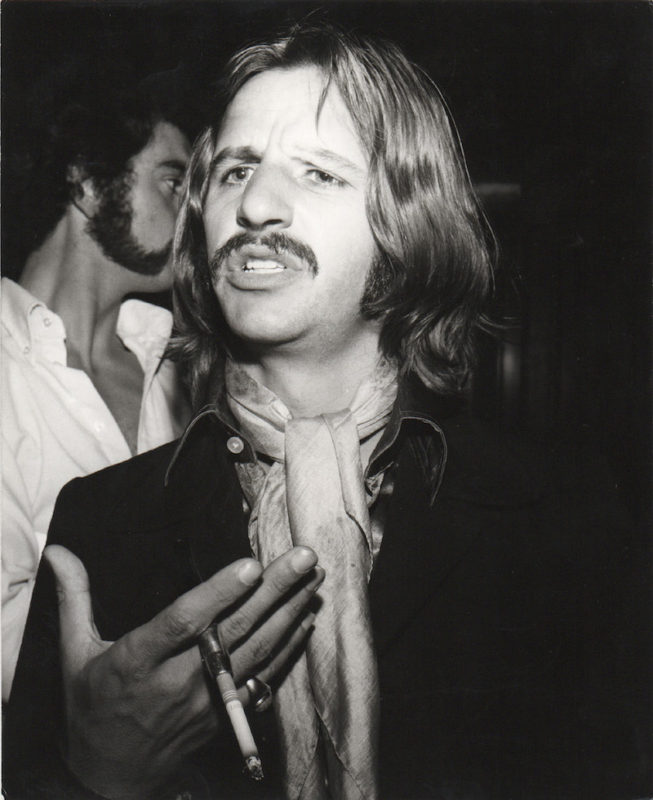 Unknownu Ringo Starr At A Party