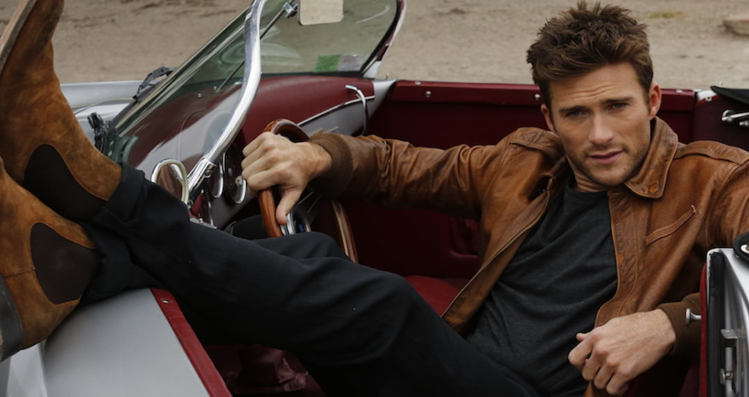 Scott Eastwood: the son will rise