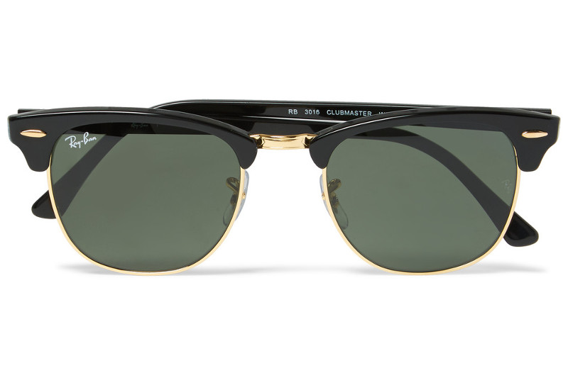 Ray ban clubmasters - the gentlemans journal