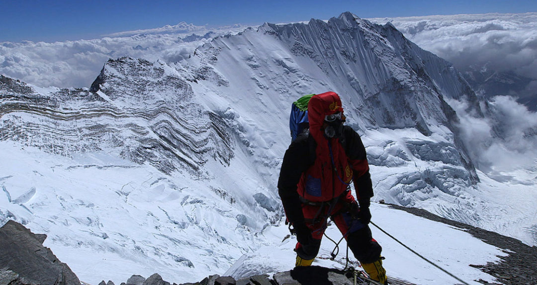 Kenton Cool, the man who has climbed Everest 11 times