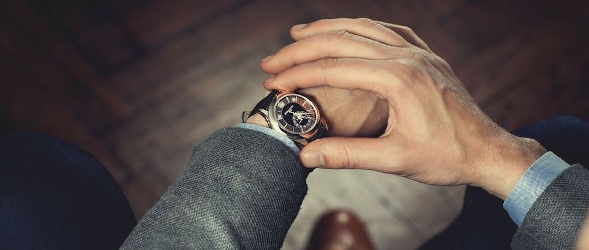 Are watches a better investment than stocks?