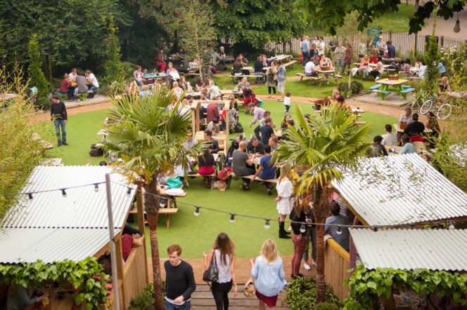 The best beer gardens in London to head to this weekend