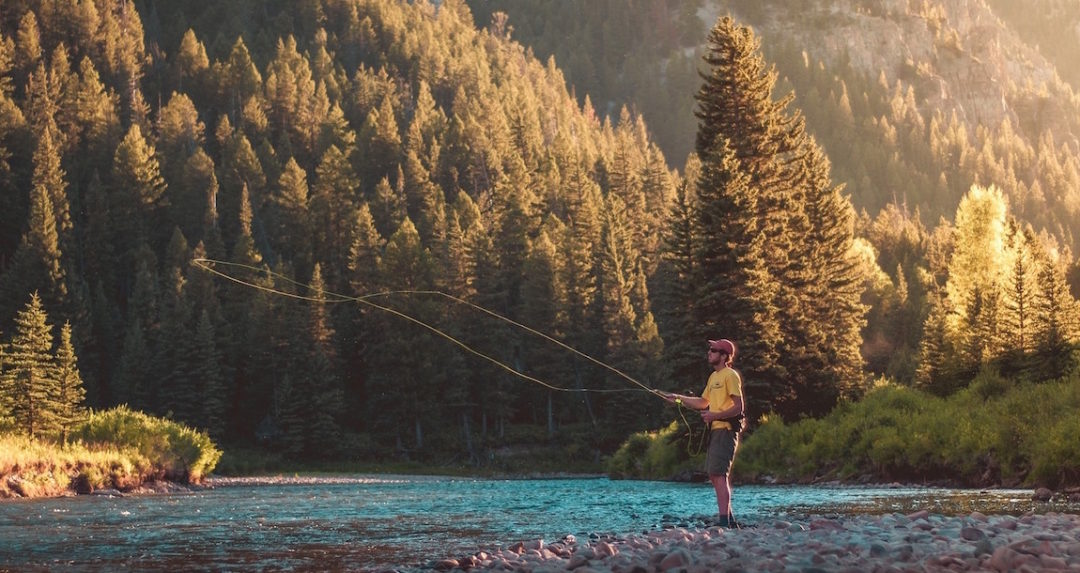 Why you need to take up fly fishing this year