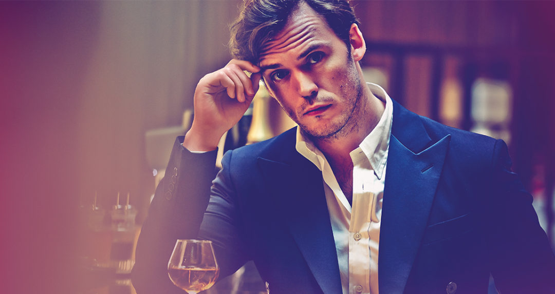 VIDEO: Behind the scenes with Sam Claflin