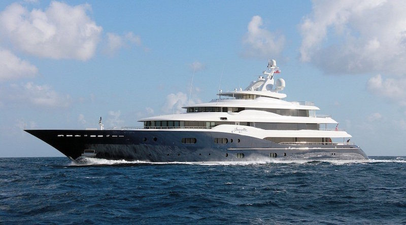 The Most Expensive Yachts A Gentleman Can Charter The Gentleman S