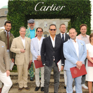 The Perfect Day Out With Cartier At Goodwood Festival Of