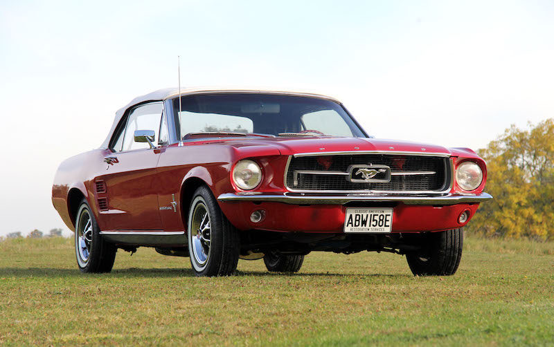 Ford Mustang - USA