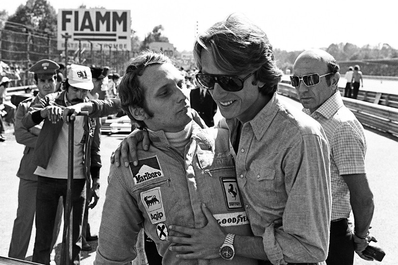 Luca-Di-Montezemolo Nickki Lauda - DDPI - Gentlemans Journal 2
