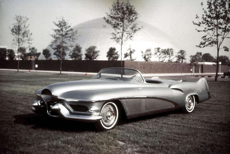 The 1951 Le Sabre remains a true testament to GM's innovation and leadership in design.