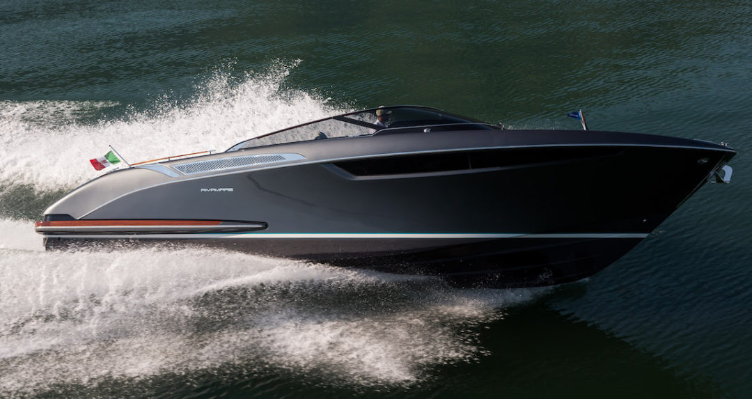 Why we want the stunning Riva Rivamare