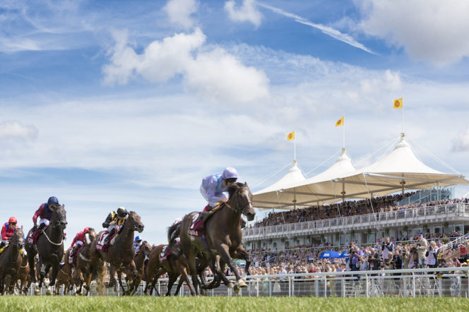 Qatar Goodwood Festival: Historic horse racing event as glorious as ever