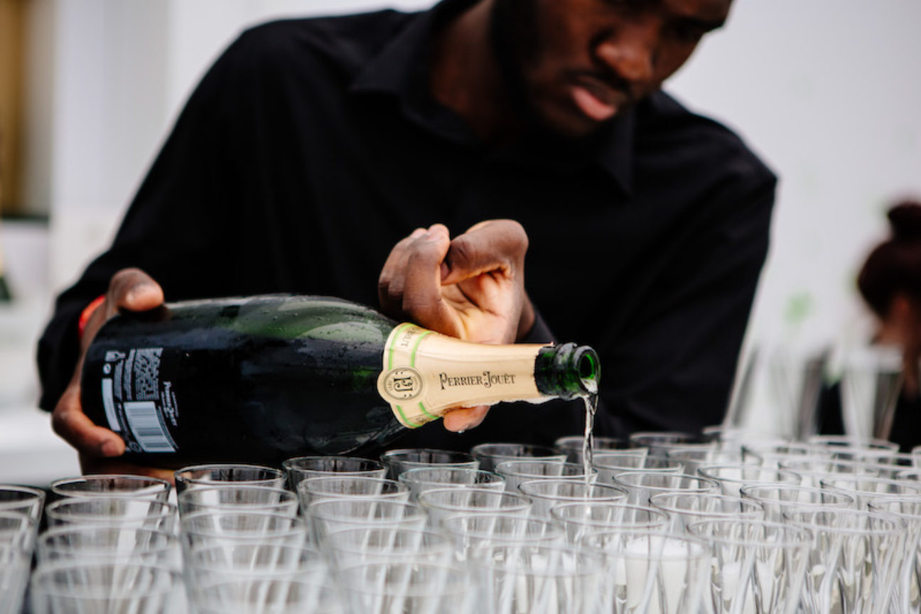 Celebrating the artistic spirit of Perrier-Jouët