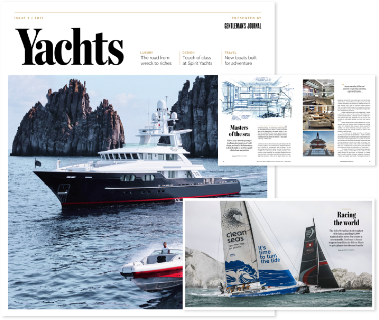 Yachts Special